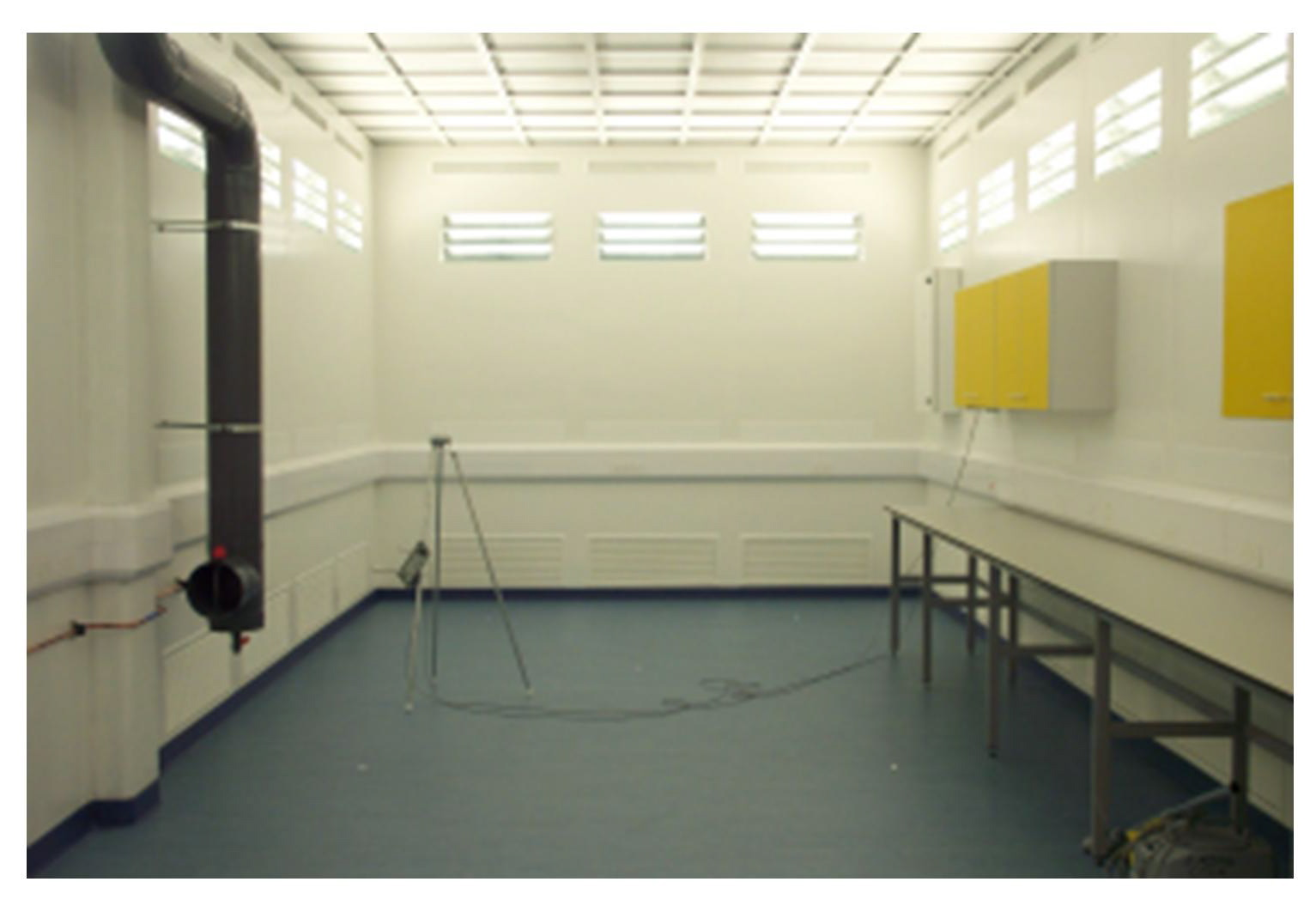National Physcial Laboratory – Teddington Close Temperature Control Room Installation