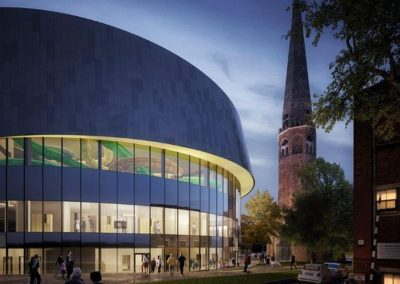 New Union Street, Swimming Pool and Leisure Centre, Coventry