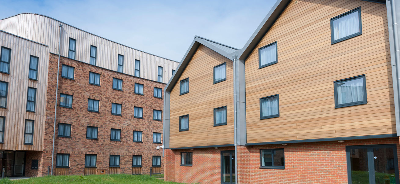 Langwith College, York, Student Residences 1