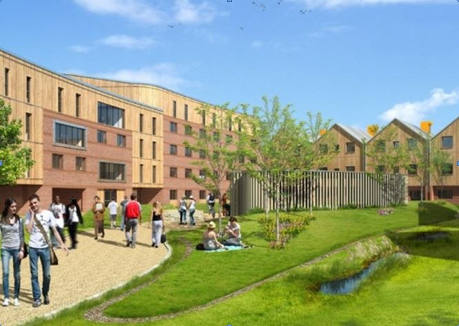 Langwith College, York, Student Residences 2