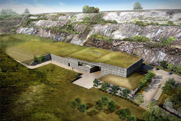 New Firearms Training Facility at Black Rock Quarry