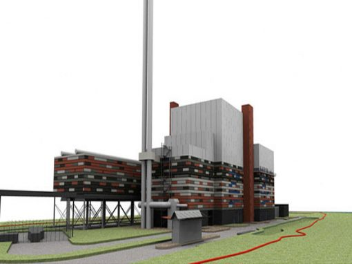 Kemsley EFW (Energy from Waste) Plant
