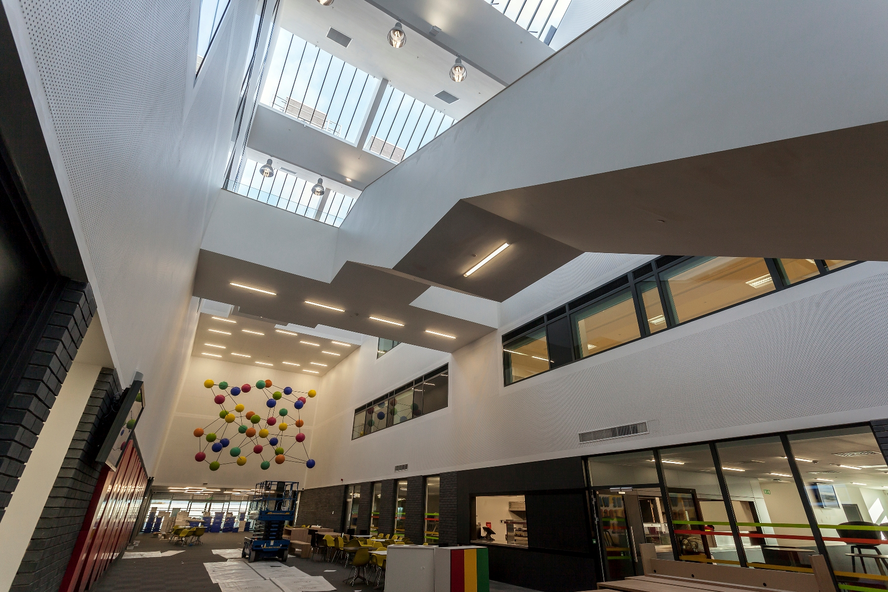 Kingswood college building schools for the future hull for Home decor hull limited